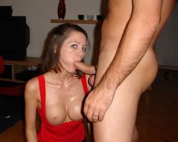 Amateur mature couple homemade porn pics