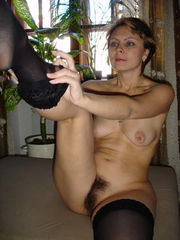 Erotic collection of nice mature chicks