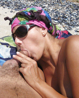Public beach sex, amateur nudists in..