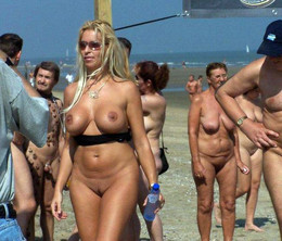 Gran canaria nudist and mature..