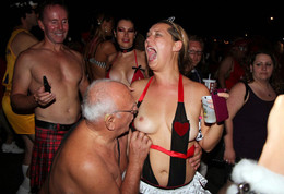 Key West, sex-festival for the..
